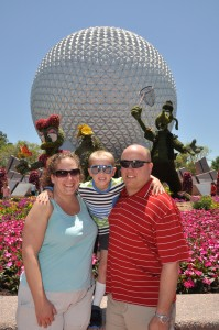 This might be my most favorite pic from our trip!
