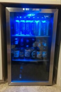 New mini fridge!