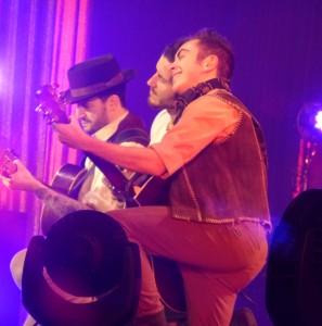 Mark, Val, & Dylan