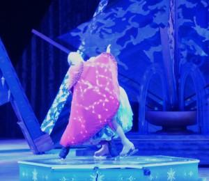 Anna is Frozen!