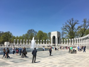 World War 2 Memorial